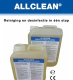 Reymerink ALLCLEAN flacon 2ltr. met doseercup_