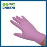 Handschoenen Soft Nitrile M Roze_