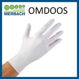 Handschoenen Soft Nitrile M Wit Omdoos_