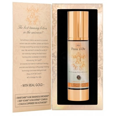Peau d'Or | 24 Carat beauty case 200 ml