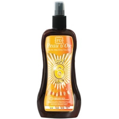 Peau d'Or | Suncare SPF 6 Spray 250 ml 1+1 Gratis