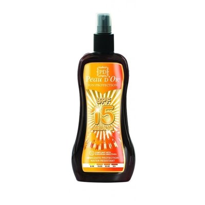 Peau d'Or | Suncare SPF 15 Spray 250 ml 1+1 Gratis