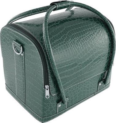 Handtasmodel- koffer groen