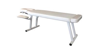 Massagetafel wit