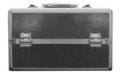 Visagie- koffer klein Zwart bling