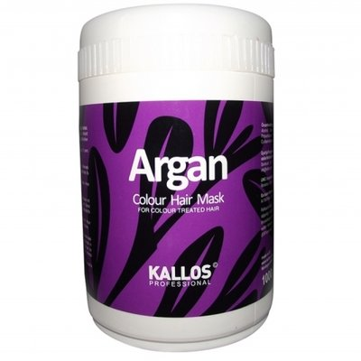 Kallos | Argan Masker voor gekleurd haar 1000ML