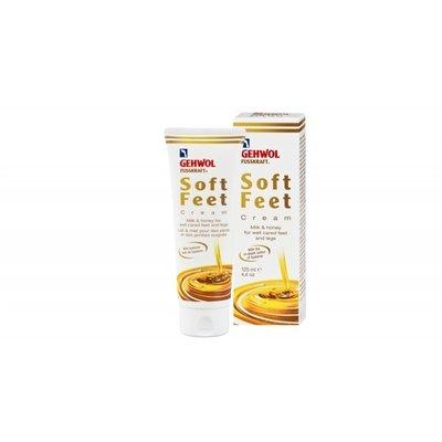 Gehwol Fusskraft soft feet creme 125 ml