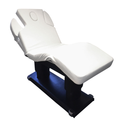 Massagebank Bruin/Wit