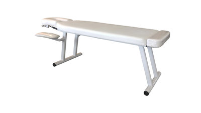 Massagetafel wit