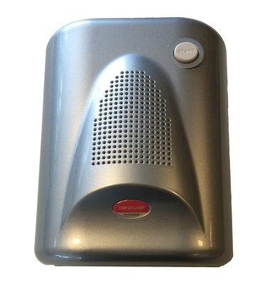 Nagellamp zilver 36 watt met timer