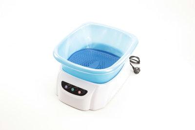 Voetenbad met verwarming