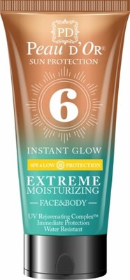 Peau D'or SPF 6 with instant glow