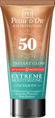 Peau D'or SPF 50 with instant glow
