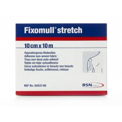 Fixomull Stretchpleister 10 m x 10 cm