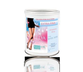 Depil-Ok Extra Fina wax blik 800ml