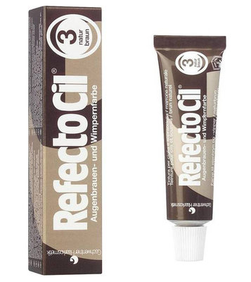 RefectoCil | Wimperverf Natuur bruin