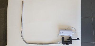 Nageltafel Lamp LED met klem SlimLine