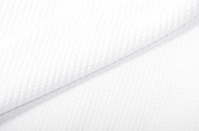 Luxe wafeldeken wit