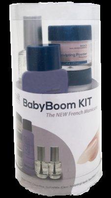 Babyboom kit- Sculpting liquid&powder