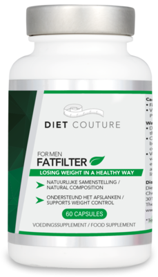 Diet Couture Fatfilter For Men