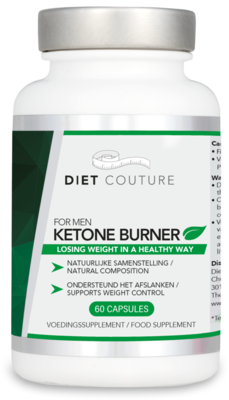 Diet Couture Ketone Burner For Men