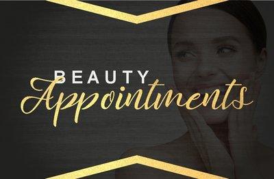 Beauty Appointments cards inhoud 50 stuks