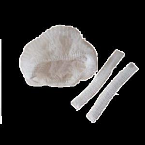 Haarkapje/Mutsen 3 pak