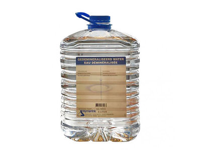 Demi water can 5 liter