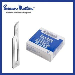Swann Morton Blauw 100 stuks