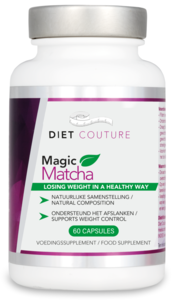 Diet couture magic matcha
