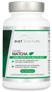 Diet couture magic matcha men