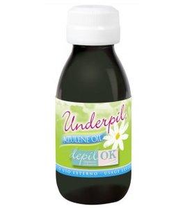 Underpil azulene oil